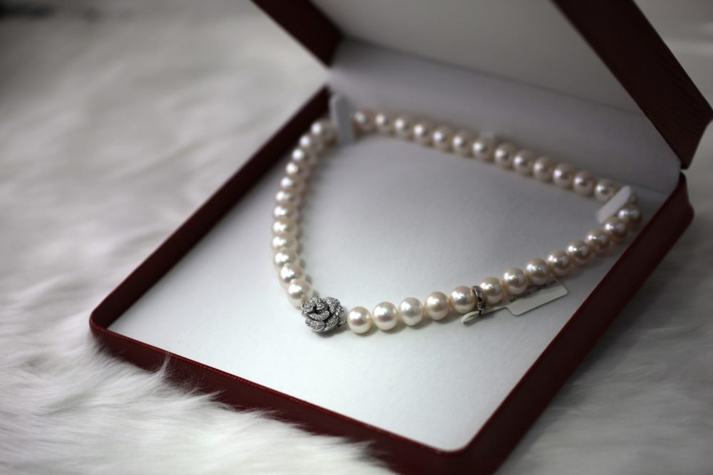 Piękna biżuteria srebrna