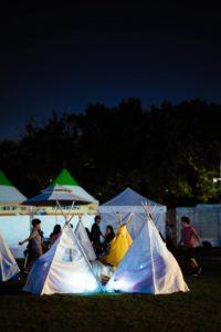 Do czego można wykorzystać namioty eventowe?