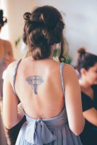 Ile kosztują tatuaże na plecach